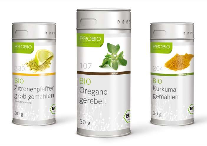 Probio packaging