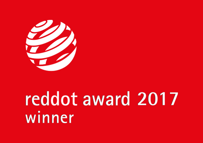 Red dot ward winner 2017